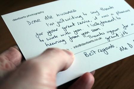 Благодарственное письмо – маркетинг сотрудничества