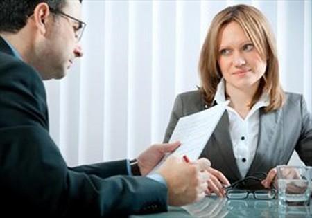 Как составить заявление о приеме на работу?