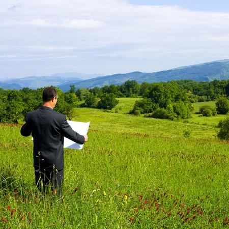 Как и где оформить право собственности на земельный участок