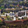 Панорама Кремля в Нижнем Новгороде фото Источник:Красивые места Нижнего Новогорода (krasivye-mesta.ru/nizhniynovgorod)